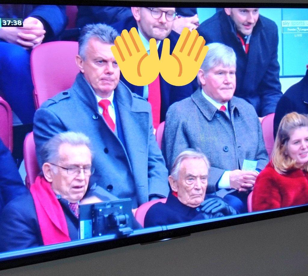 Stack's photo on West Ham v Arsenal