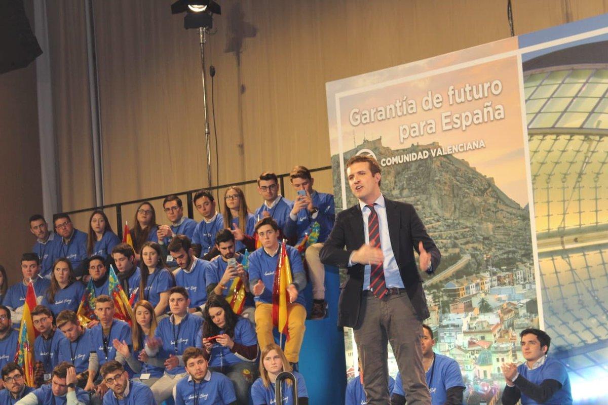 NNGG C. Valenciana's photo on Unos Presupuestos
