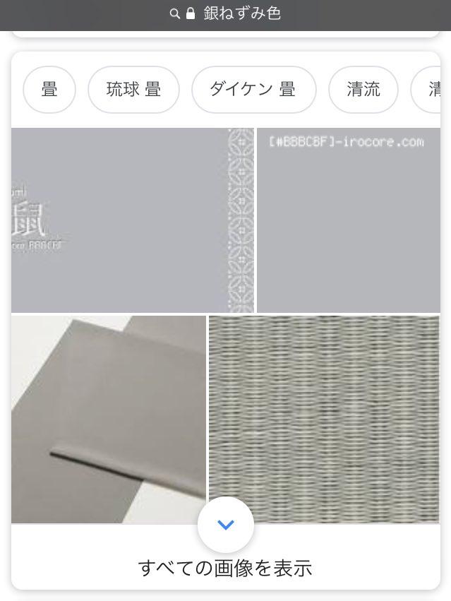 銀鼠色 pic.twitter.com/y1X4eQTHUF
