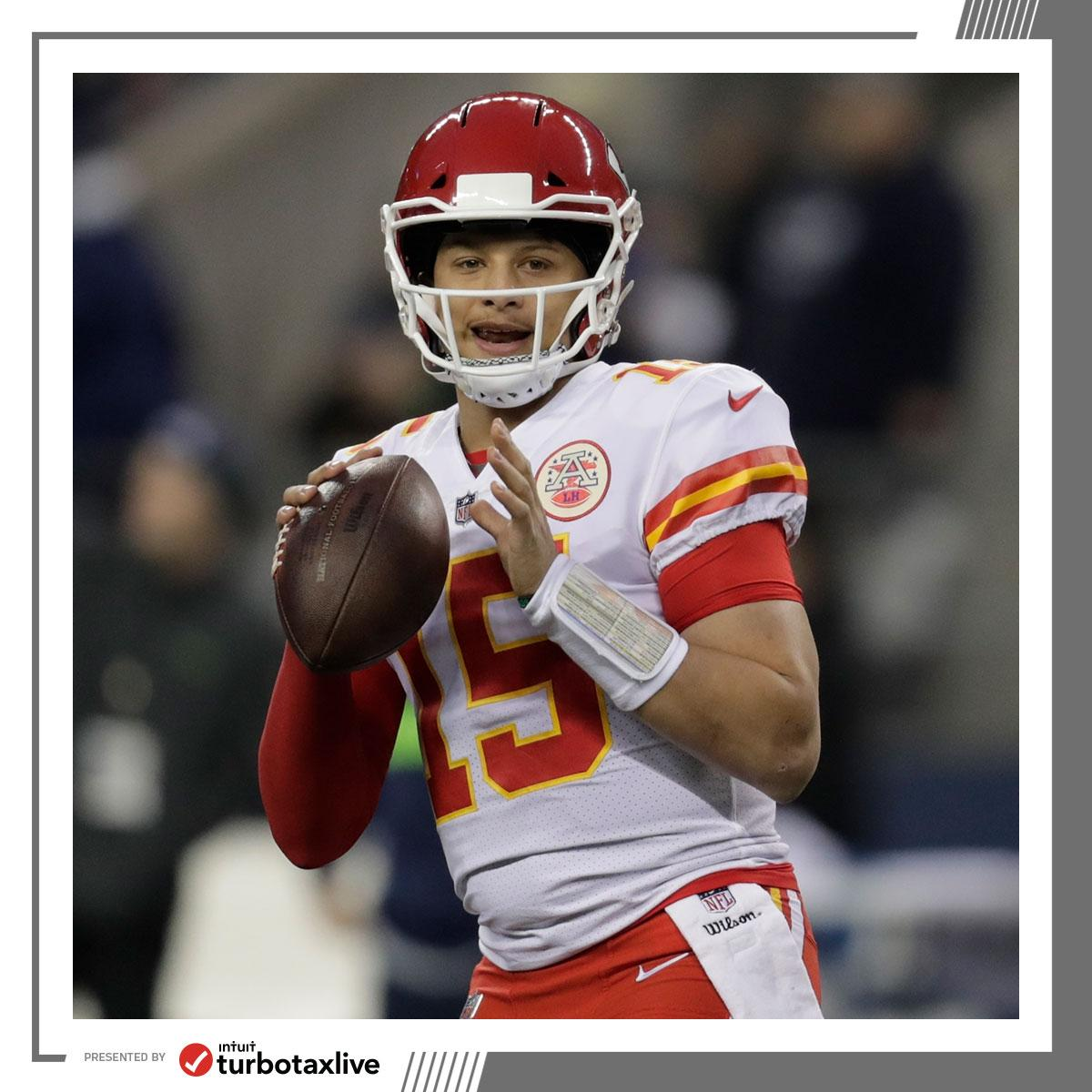 Which QB will be the biggest game changer today? #NFLPlayoffs  (by @turbotax) https://t.co/IOFoFn7NRt