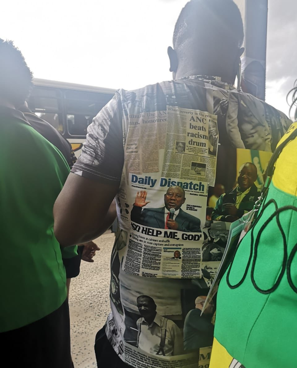 The Daily Dispatch's photo on #ancmanifesto