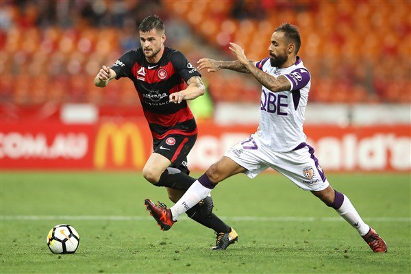 Perth glory vs western sydney betting preview 1992 federal law sports betting