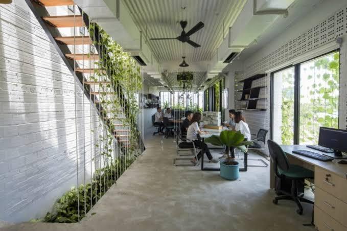 Strategi Bisnis On Twitter Dalam Buku Itu Disebutkan Desain Interior Ruangan Kantor Punya Dampak Bagi Kreativitas Otak Desain Interior Kantor Yg Kaku Dan Kayak Ruko Akan Bikin Kreativitas Mampet Desain Interior