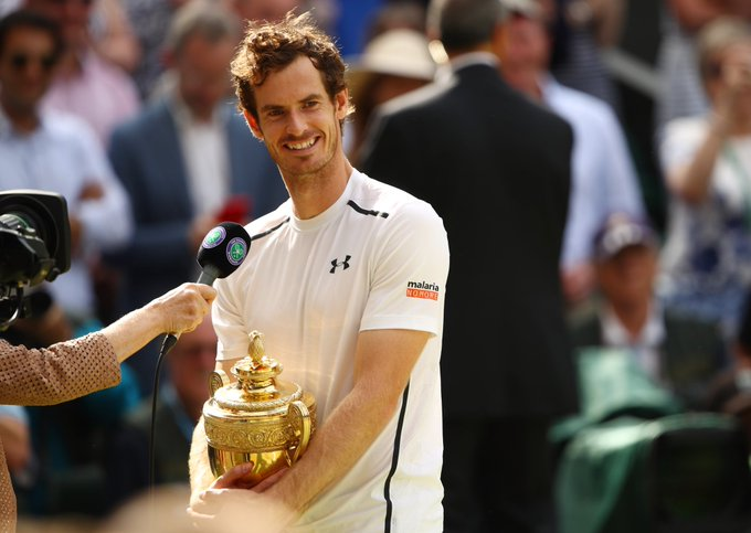 Andy #Murray has given us some of the most unforgettable moments of the past decade. Here are 10 of the best ... >>> Photo