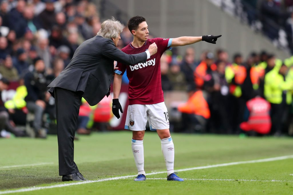 Match of the Day's photo on #WHUFC
