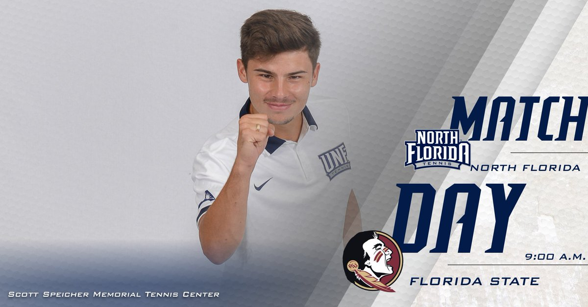 UNF Men's Tennis's photo on MATCH DAY