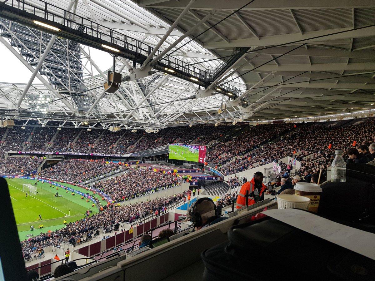 Layth's photo on London Stadium