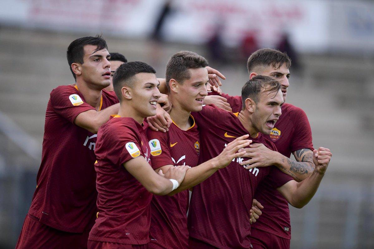 AS Roma Brasil's photo on #Primavera1TIM