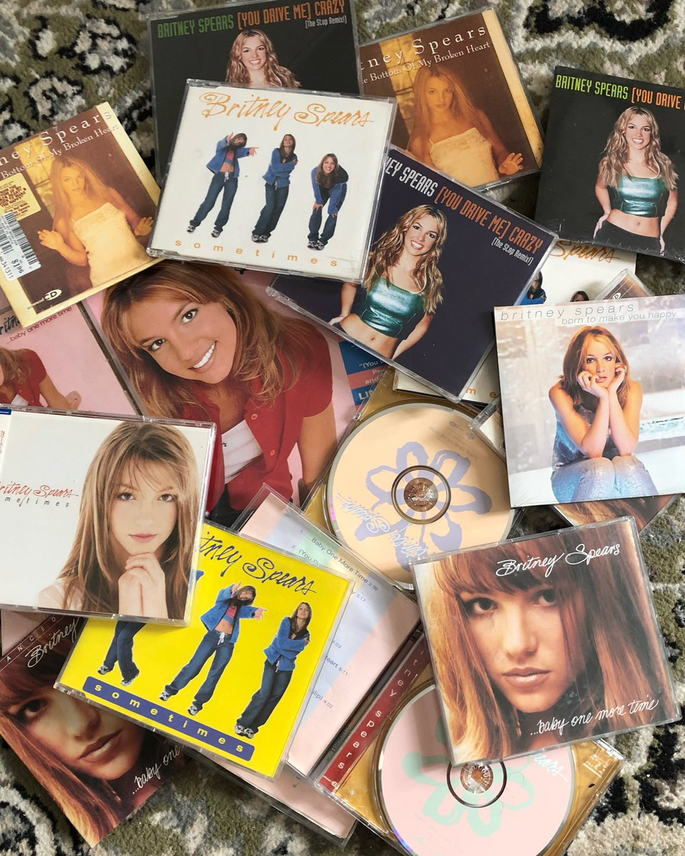 Happy 20th anniversary to a criminally overlooked, underappreciated pop debut called #BabyOneMoreTime  by Innosense girl group member-turned-solo star, @BritneySpears. Shame she never got much media attention. Someone should do a podcast about what she's been up to since...<br>http://pic.twitter.com/ZmT2Cf9MjY