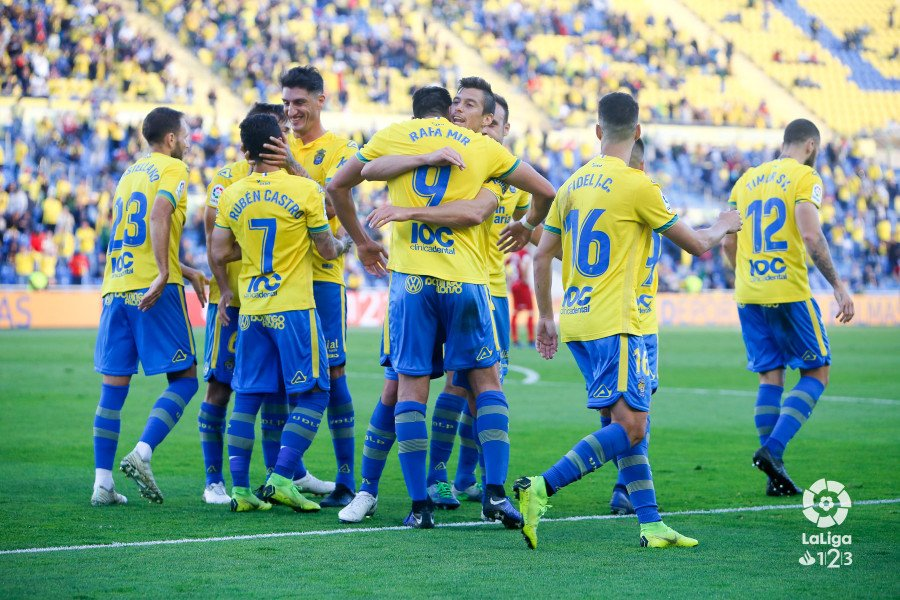 Vive La Liga 1 2 3's photo on Lemos
