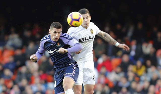 Video: Valencia vs Real Valladolid