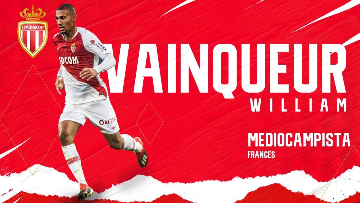 AS Monaco ES 🇲🇨's photo on William Vainqueur