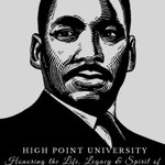 @HPUChapel is proud to host the annual MLK  Jr. Worship Service on Monday, January 21st at 11am in Hayworth Chapel. Get there early and bring a friend. The Rev. Dr. Otis Moss III from Trinity United Church of Christ will be our guest preacher.  See you there! @HighPointU