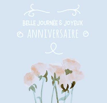 Caroline On Twitter Joyeuxanniversaire Happybirthday