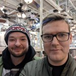 Image for the Tweet beginning: At @HomeDepot for Ceiling Fan
