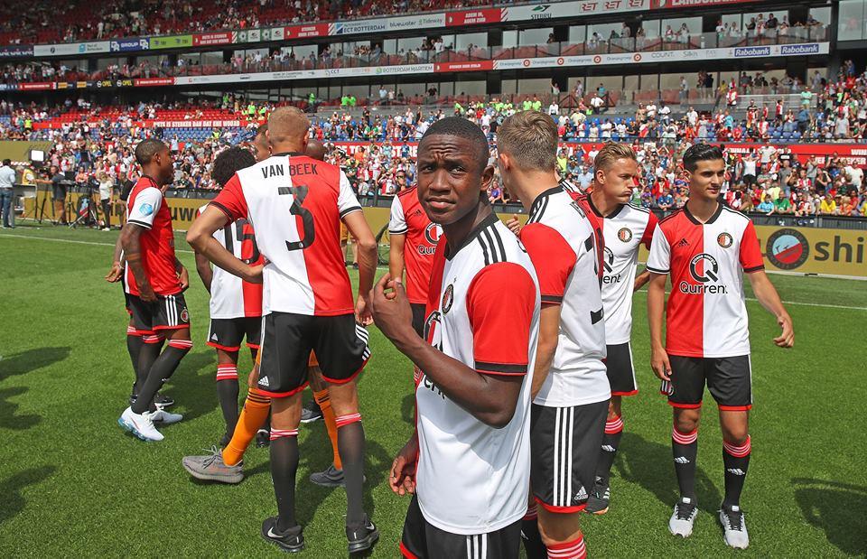 Golombianos's photo on Feyenoord