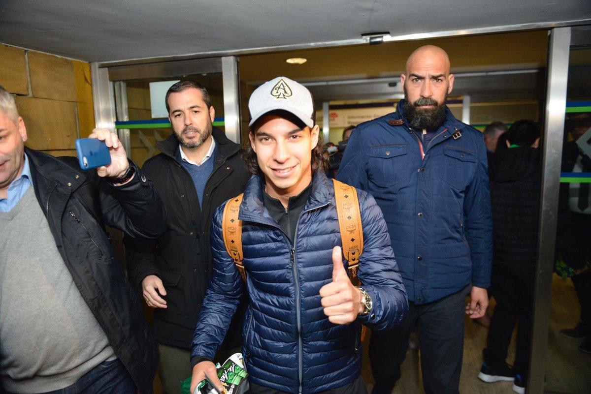 Real Betis Pasión's photo on Diego Lainez