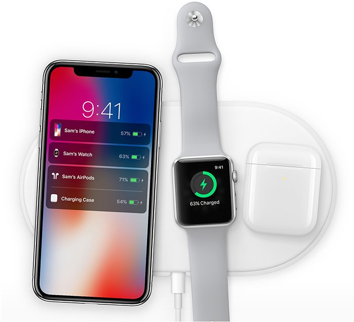 Report: AirPower Has Entered Production and is Coming Soon https://t.co/8PBmdz74lg by @rsgnl
