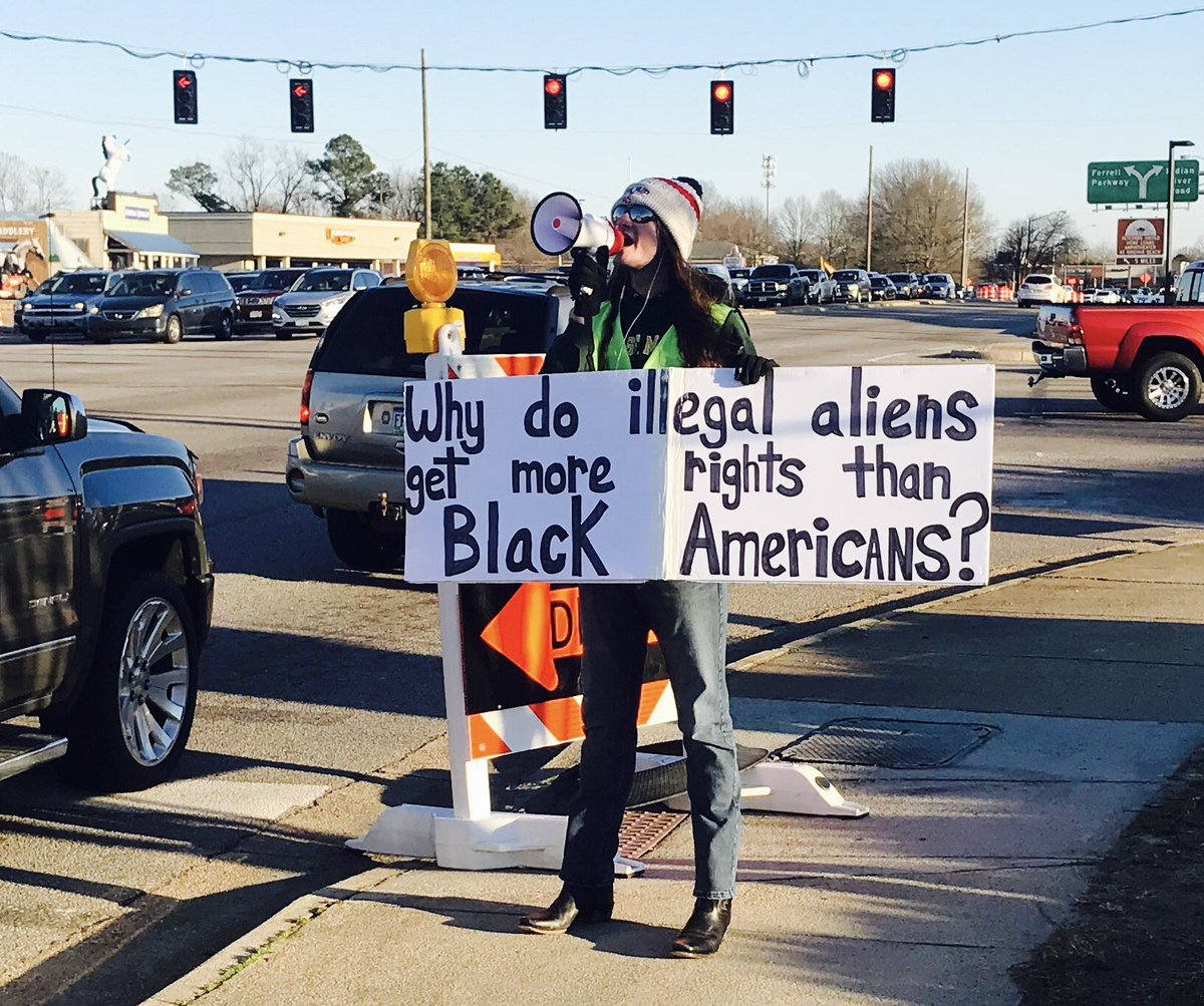 This fight for the wall is the hill to die on.   Every single one of us needs to be out on busy street corners with signs.  Share the stories of Americans murdered by illegal aliens.   Post your pictures &amp; videos on social media.  #SaturdayMorning <br>http://pic.twitter.com/qaLxuXF67g