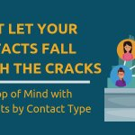Don't let your contacts fall through the cracks. From prioritizing relationships to automating communications, #Contactually helps you make the most of your relationships and your time. #contactuallyjustworks https://t.co/0CJLLLmTVL