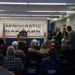 Image for the Tweet beginning: #SecondSaturday @OP_Dems #OakPark #Democrats #Illinois