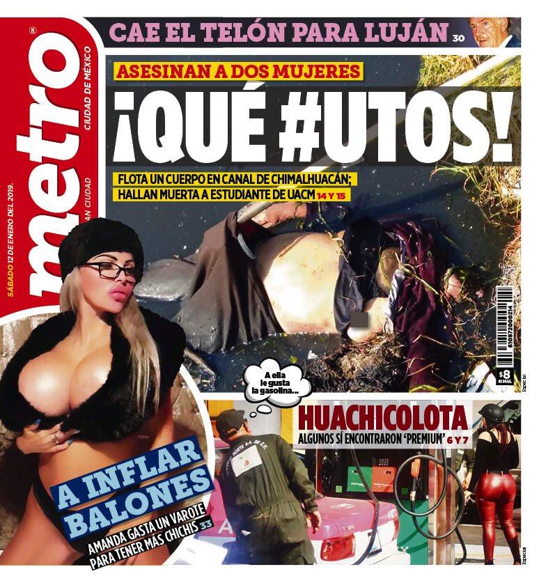 Periódico METRO's photo on UACM