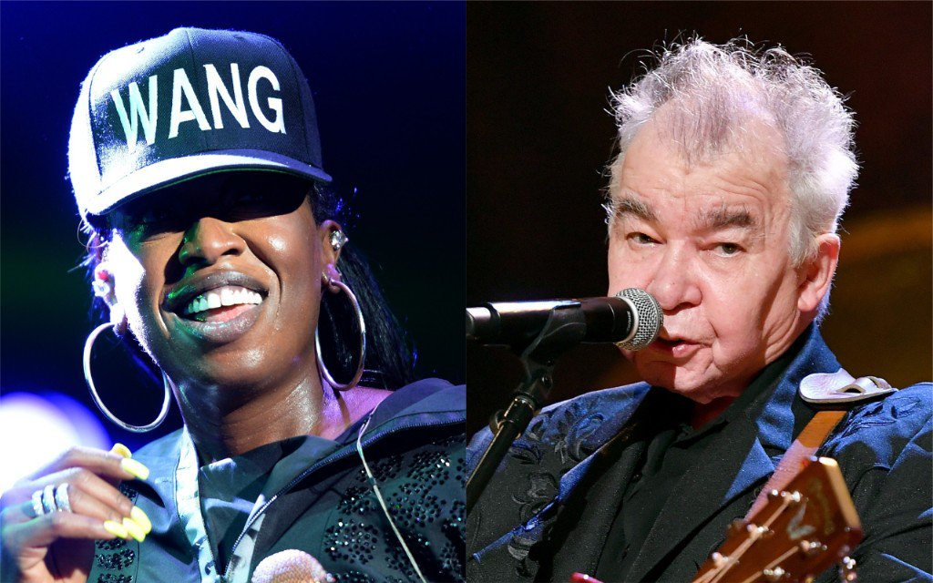 RT @SPIN: Missy Elliott, John Prine inducted into Songwriters Hall of Fame https://t.co/PyR3dwIP02 https://t.co/A9ehl4RUZ9