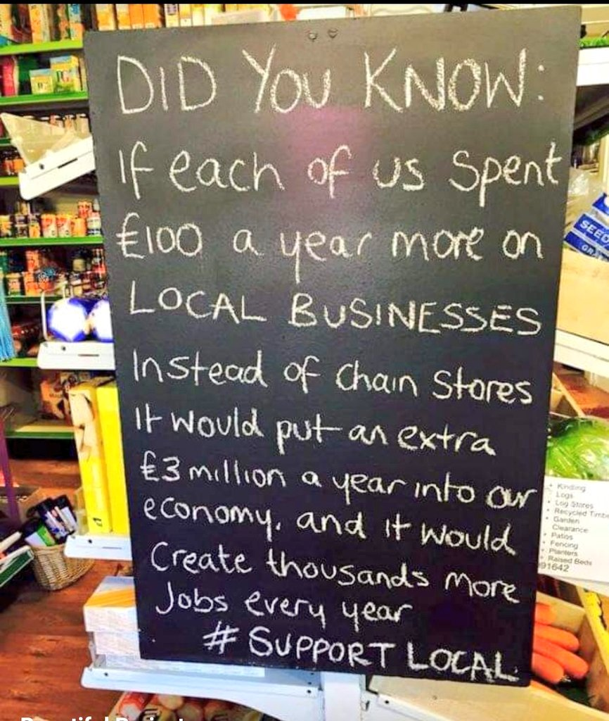 True story! Use us or loose us! #supportlocal #tryanuary #shoplocal #Preston @prestonmarkets @GuildAleHouse<br>http://pic.twitter.com/NfVHlRAbsc