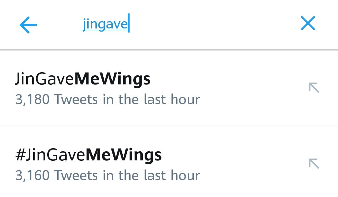 Seokjin Mesmerizing vocals's photo on #JinGaveMeWings