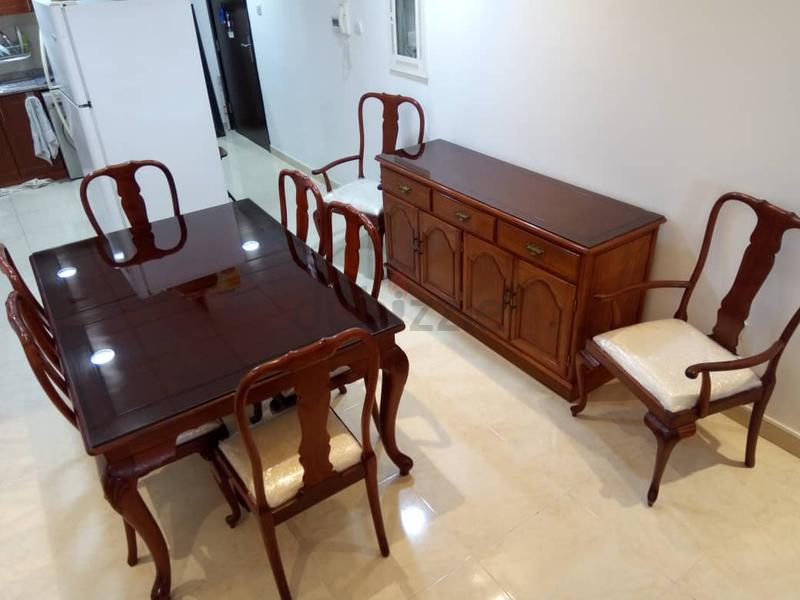 Rare Authentic Chinese Rosewood Dining
