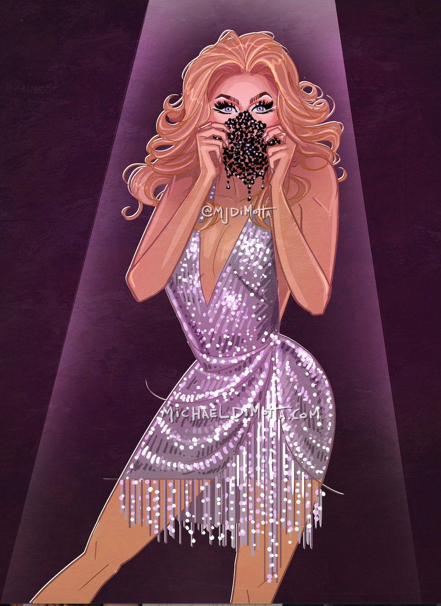 It's me, Valentina! I've been swamped with projects lately but kept thinking about this moment from #allstars4 and worked up this little warm up these last couple days! @AllOfValentina #valentina #rupaulsdragrace #rpdrallstars4 #dragrace #dragracefanart #michaeldimotta<br>http://pic.twitter.com/r3wQgNmxwH