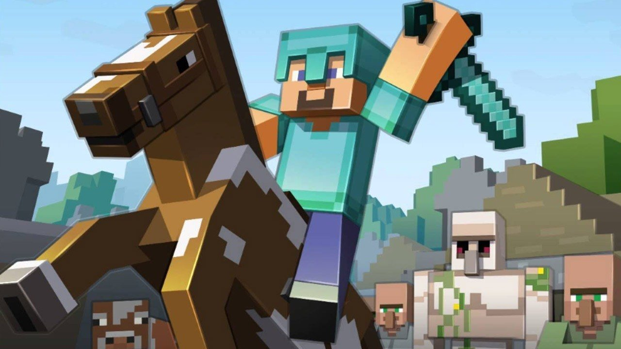 The Minecraft Movie not only lives - but it has a brand new director!  https://t.co/WVajmatiAG https://t.co/zhh5oaNill