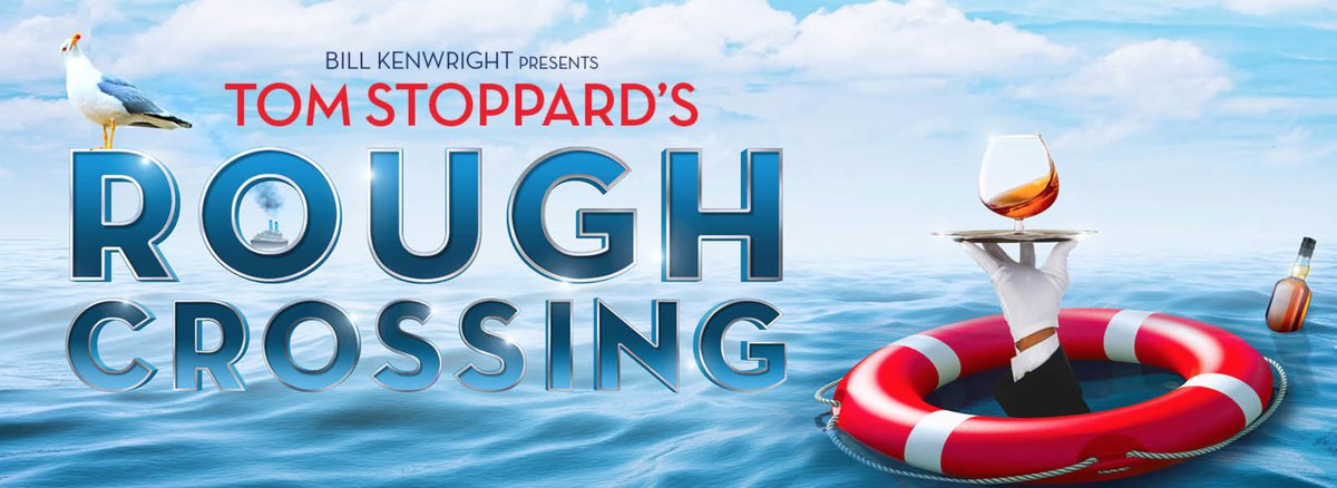 Image result for rough crossing uk tour