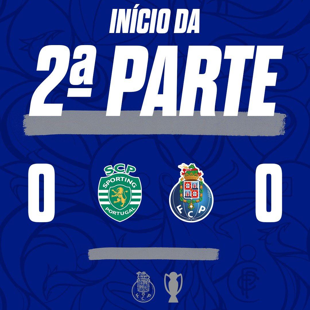 FC Porto's photo on SECOND HALF