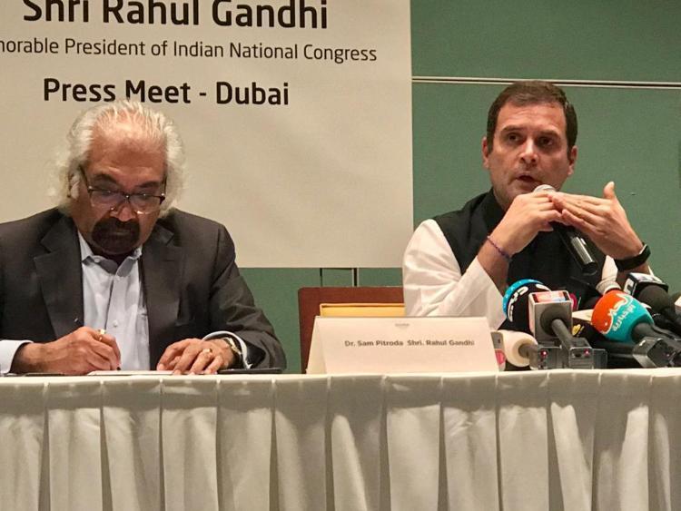 'Congress will fight with full force in UP' Rahul Gandhi  https://t.co/NIDPpyCKSL #RahulGandhiInDubai