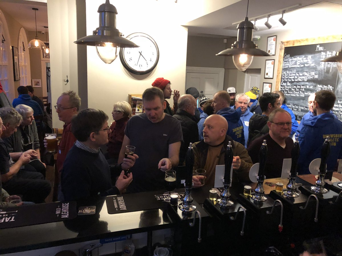It's #Tryanuary in Mold not Dryanuary! A great Saturday afternoon session. <br>http://pic.twitter.com/C4mCu43lZF