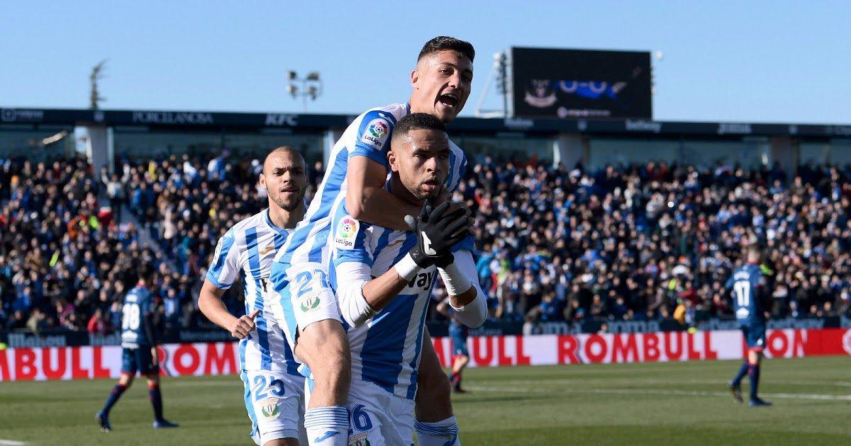 Video: Leganes vs Huesca
