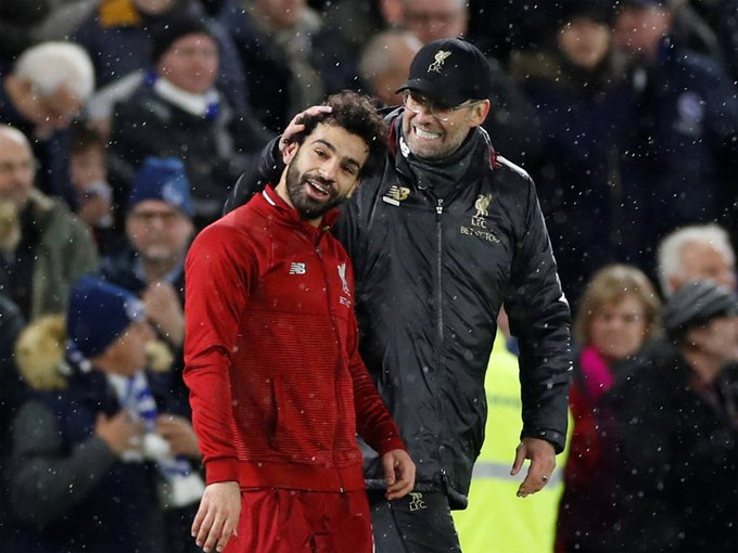 #EPL #BHALIV EPL: @MoSalah penalty keeps Liverpool in driving seat READ: Photo