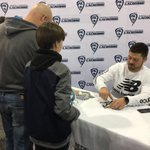 Image for the Tweet beginning: @RobPannell3 @USAMLax @USLaxConvention (booth220) at