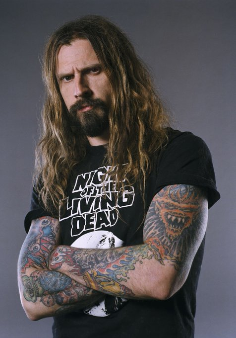 Happy birthday to fiend, musician, and filmmaker ROB ZOMBIE, born January 12, 1965