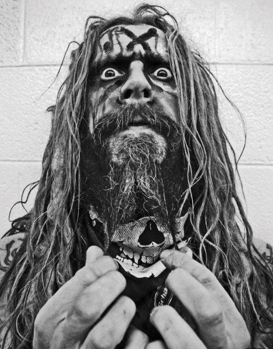 Happy Birthday to the EL MASTRO of HORROR...Mr. Rob Zombie!!!