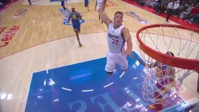Jumper Brasil's photo on Blake Griffin