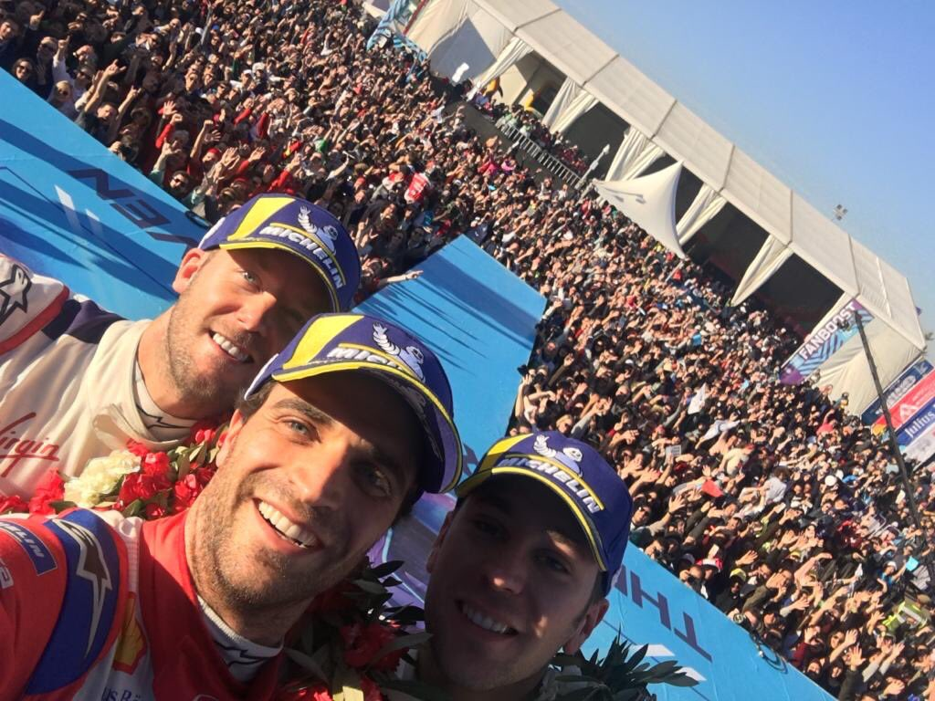 Envision Virgin Racing Formula E's photo on #MarrakeshEPrix