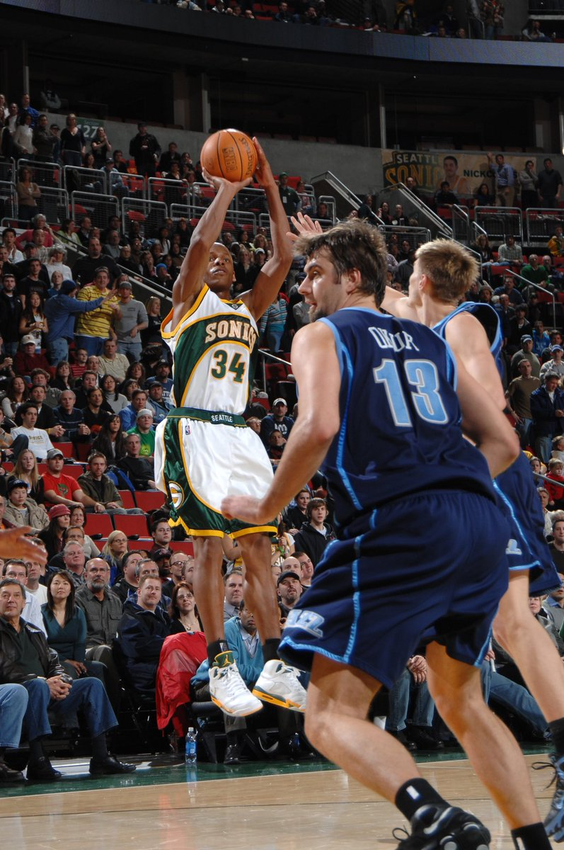 3a3b10f50e3c ray allen dropped a career high 54 points in a win over the jazz on january