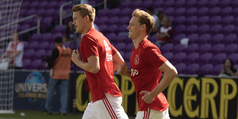AFC Ajax's photo on #FloridaCup