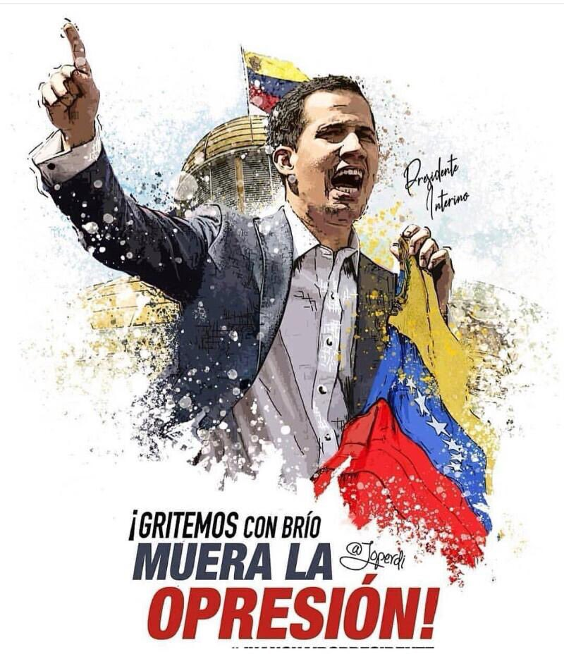 Juan David Vélez's photo on #EstoyConGuaido