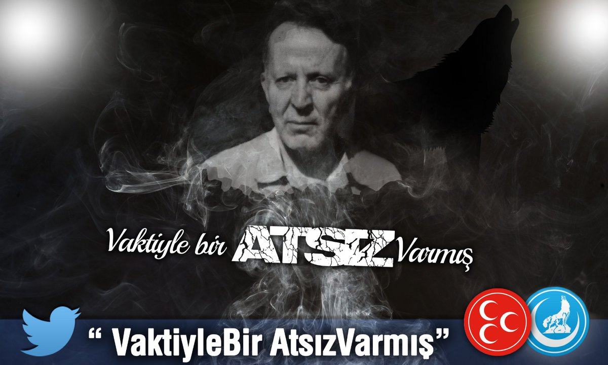 RT @mhpbcekmece2023: VaktiyleBir AtsızVarmış https://t.co/BT3BWybe7D