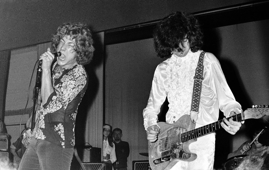 Rolling Stone's photo on Led Zeppelin