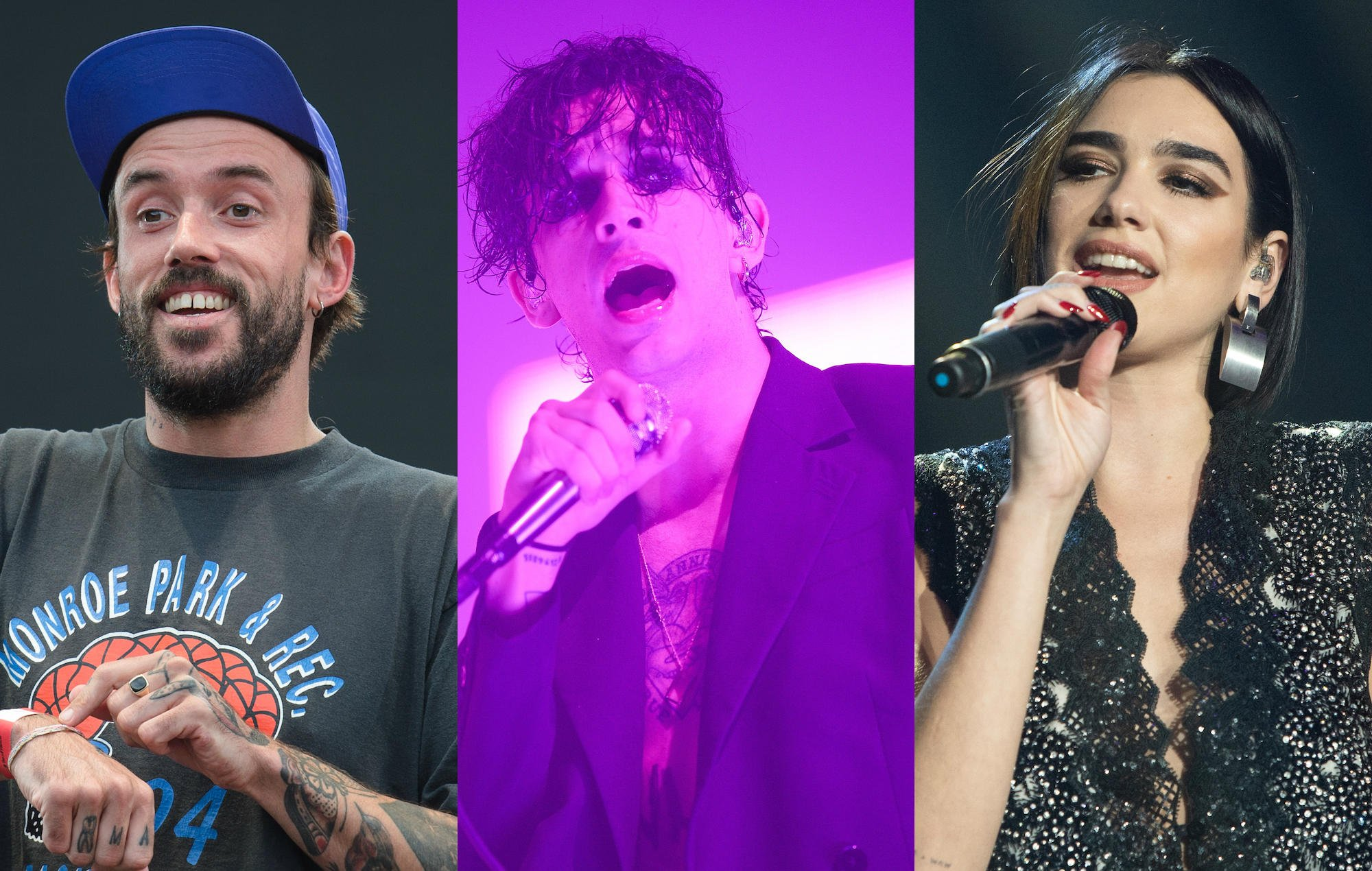 .@IDLESband, @The1975, and @DuaLipa amongst artists nominated for 2019 #BRITAwards https://t.co/YPyvBZRIxg https://t.co/Mfstk8OFen
