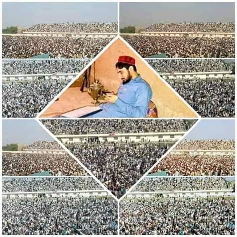 Manzoor Pashtun is now the leader of Millions of People around the world. #PashtunLongMarch2Tank  #Justice4Naqib<br>http://pic.twitter.com/i9yNcKsCVb